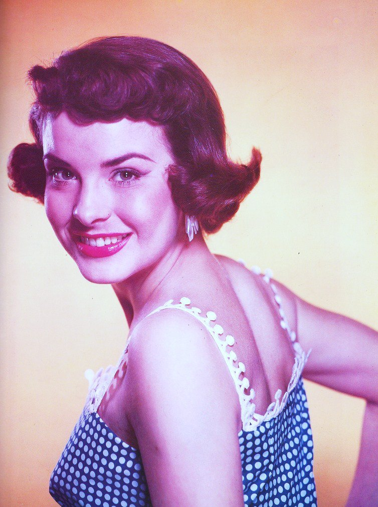 Jean PETERS pictures (part 2).