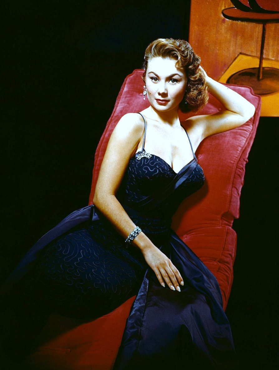 Mitzi GAYNOR pictures (part 2).