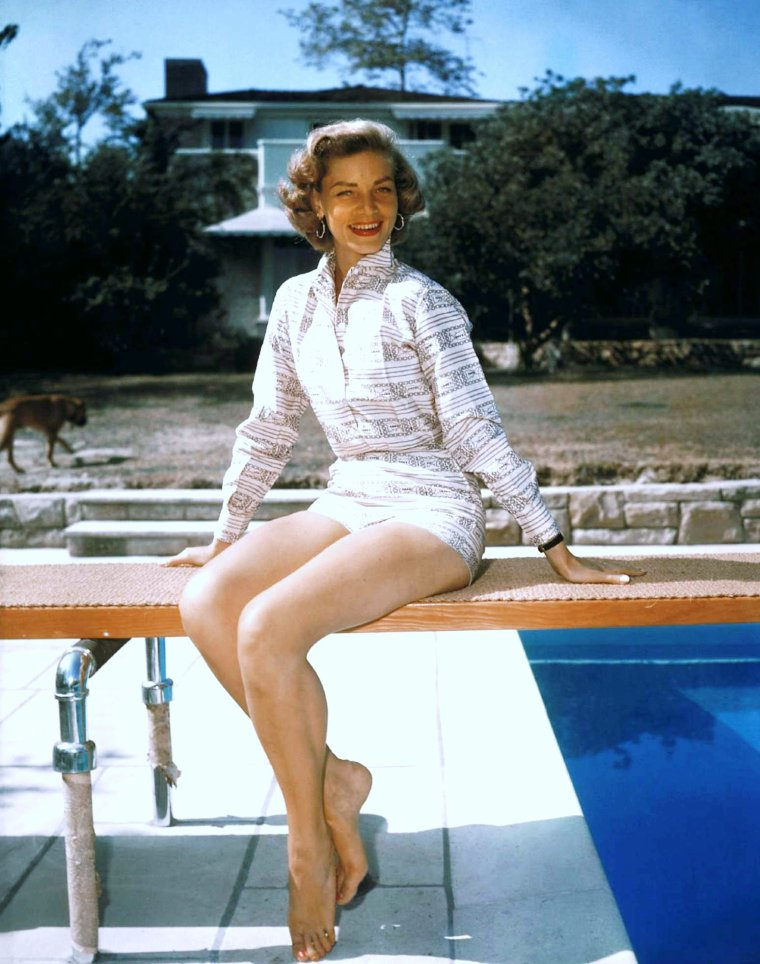 Lauren BACALL pictures (part 2).