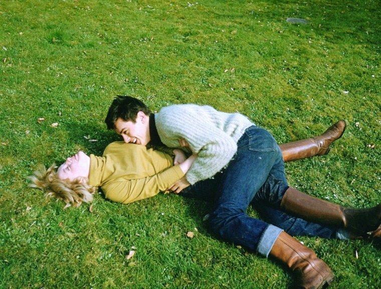 Romy SCHNEIDER et Alain DELON... La belle histoire d'amour !