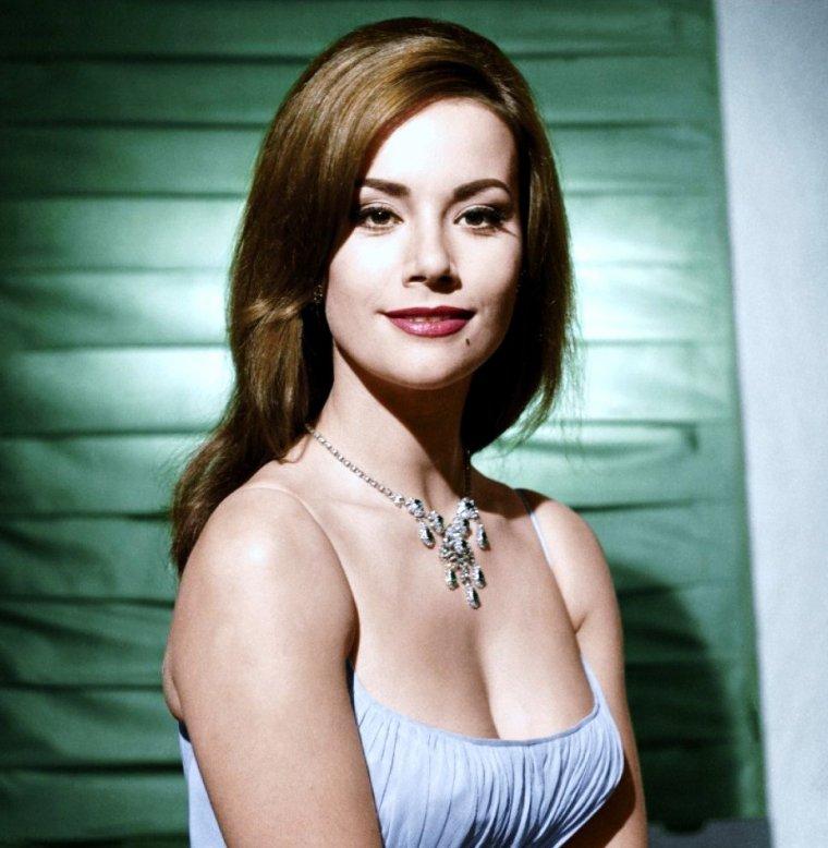 Claudine AUGER (de son nom patronymique Claudine OGER) est une actrice de cinéma française née le 26 avril 1941 à Paris (France).