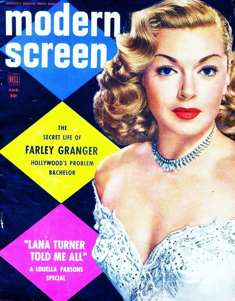 Lana TURNERS's covers...