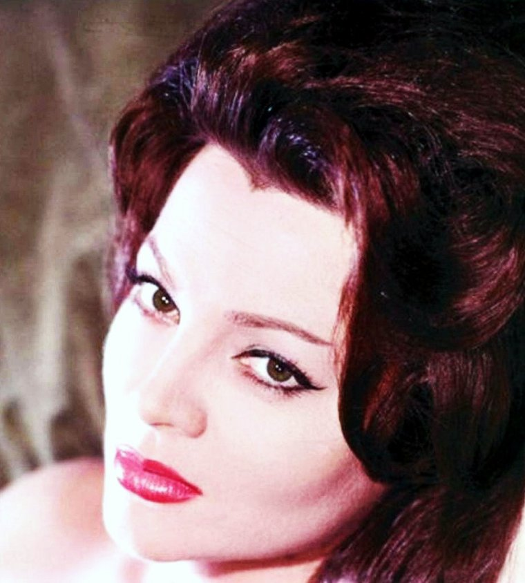 Sara MONTIEL, née le 10 mars 1928 à Campo de Criptana (Espagne) est une actrice et chanteuse espagnole.
