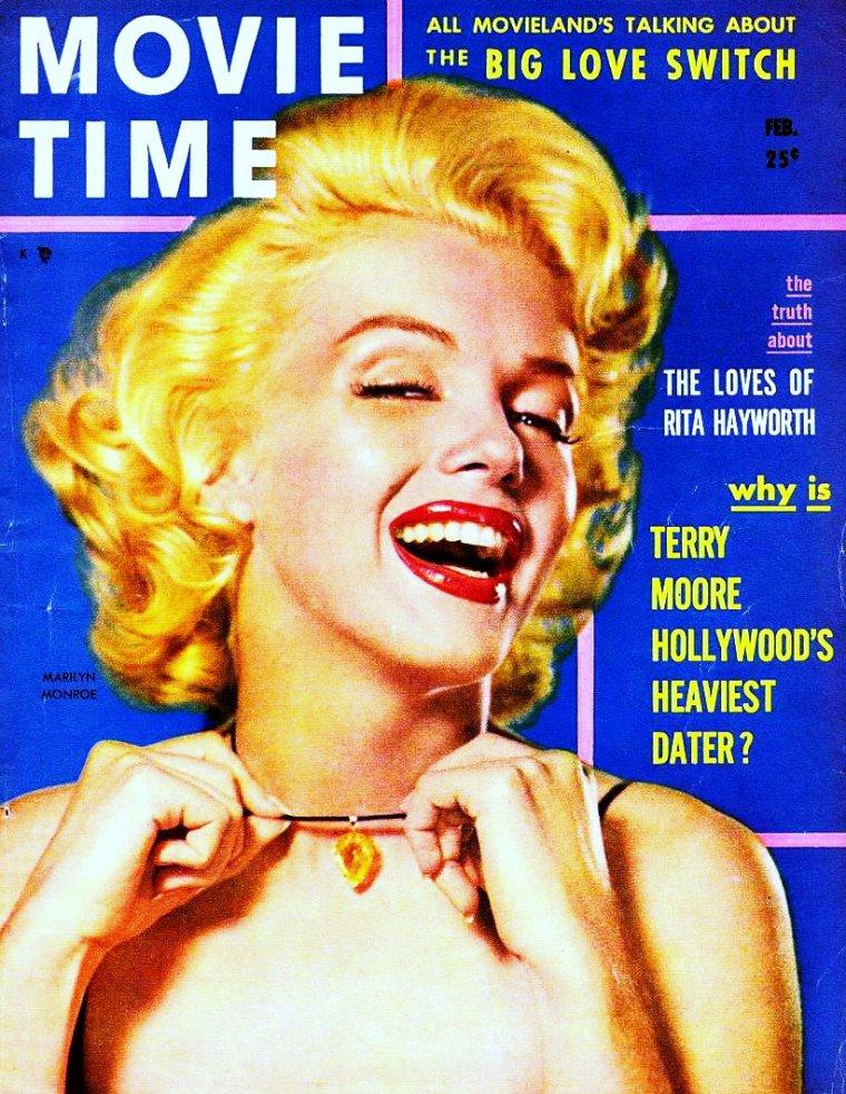 Marilyn MONROE's covers...