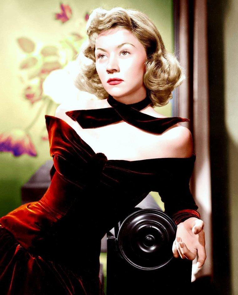 BONUS photos Gloria GRAHAME.