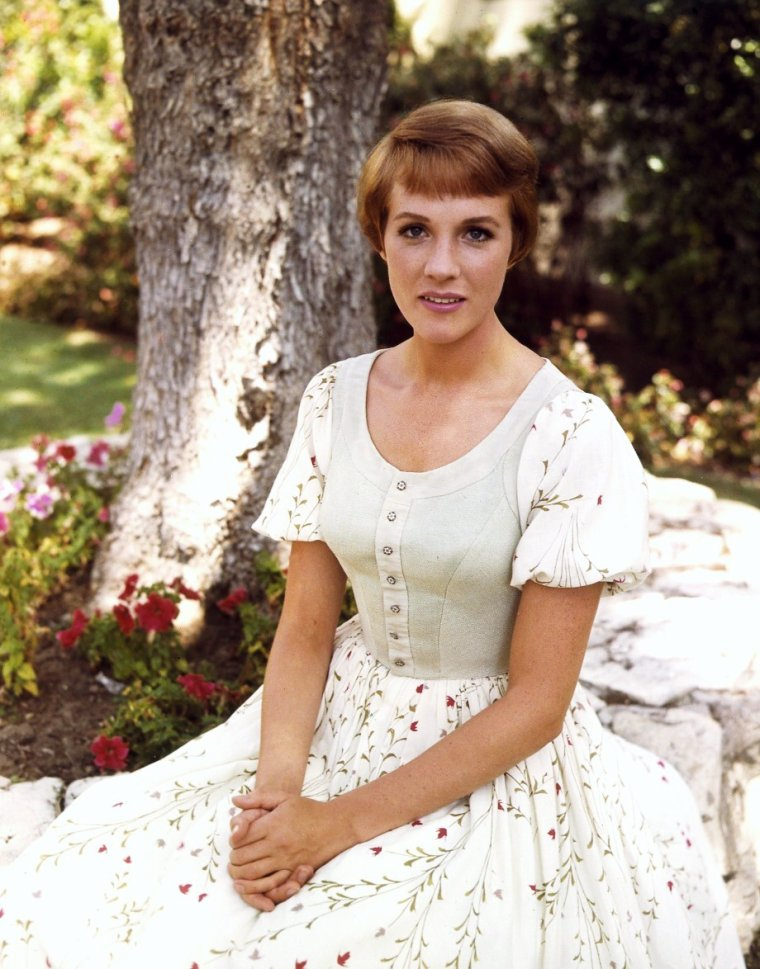 Julie ANDREWS pictures (part 2).