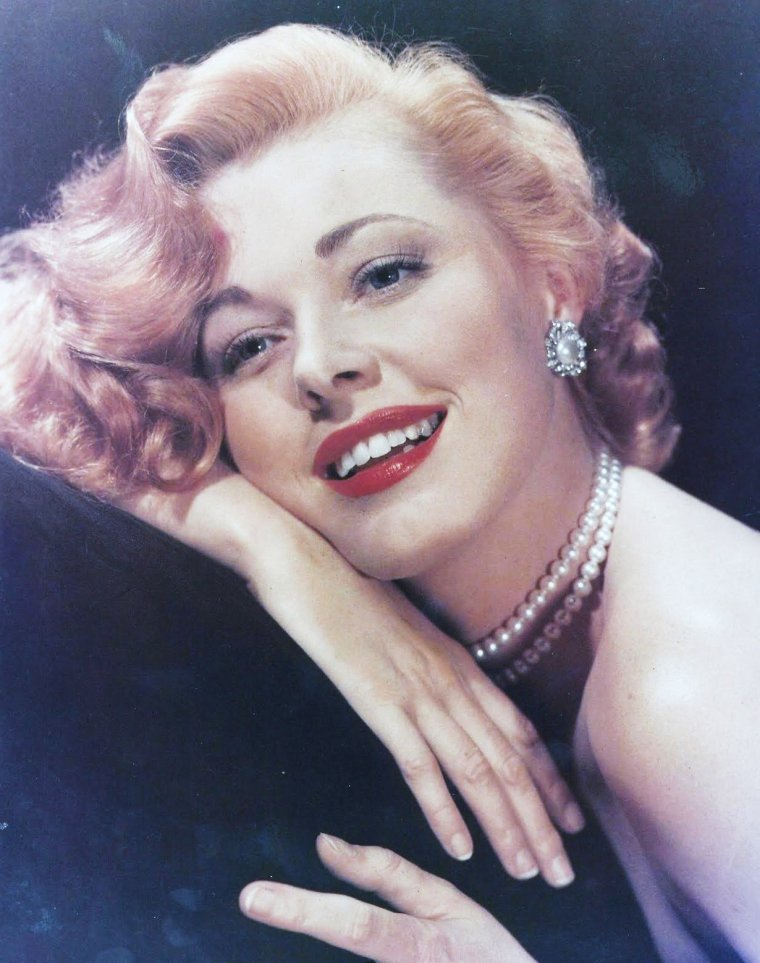 Portrait... Eleanor PARKER