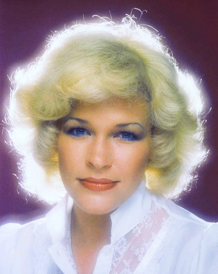 Portrait... Carroll BAKER
