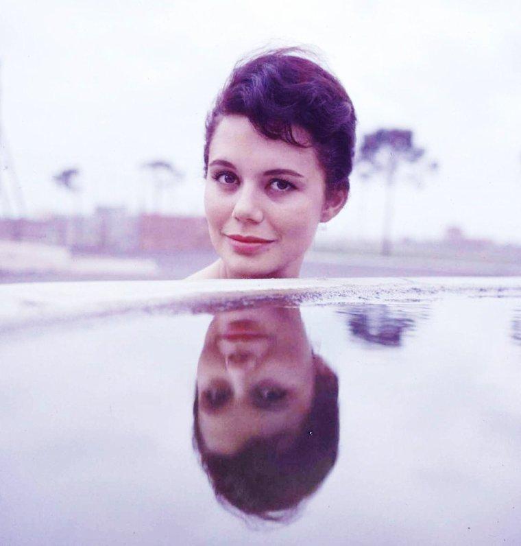 Giorgia MOLL est une actrice et chanteuse Italienne (14 Janvier 1938)