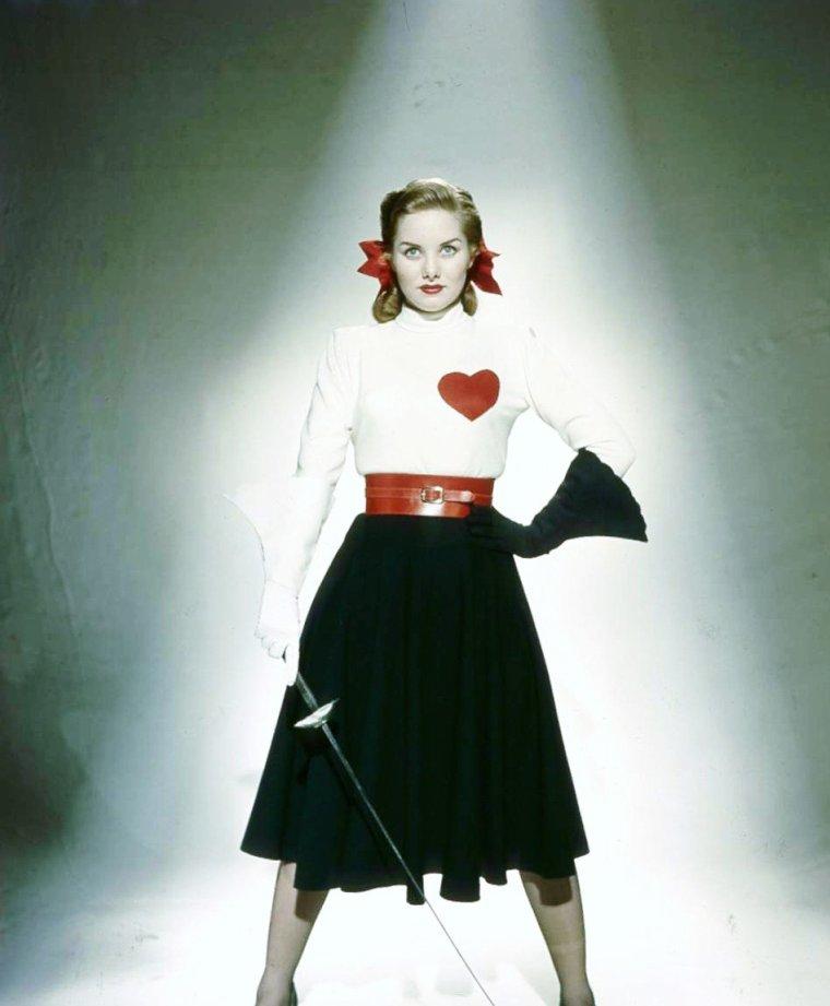 Colleen TOWNSEND est une actrice américaine, née à Glendale, Californie, le 21 décembre 1928.