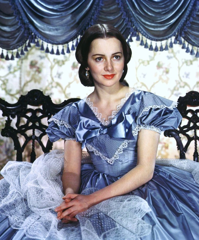 Portrait... Olivia De HAVILLAND