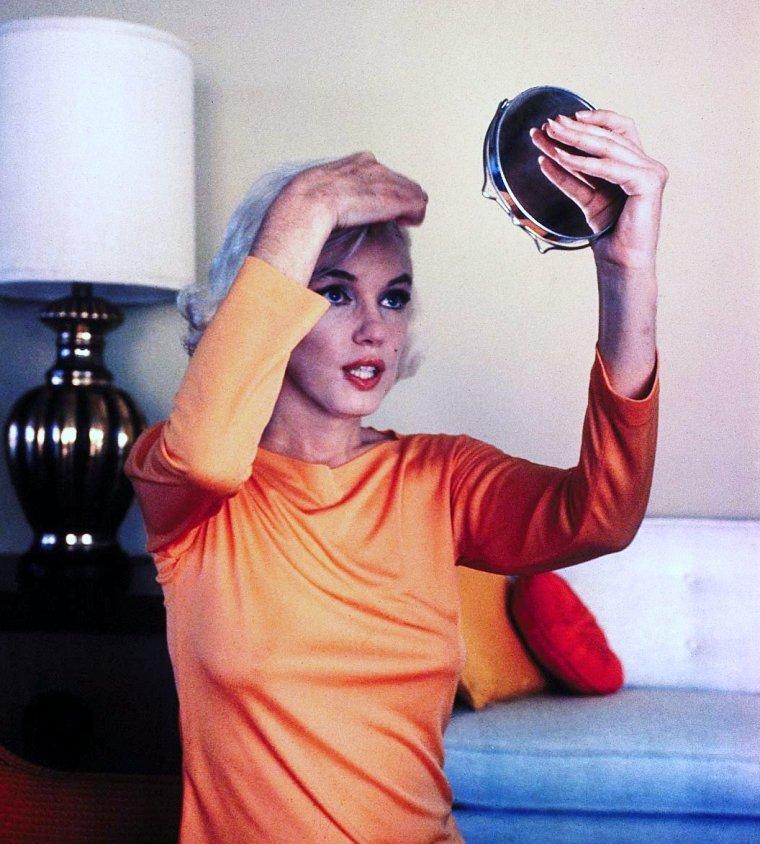 1962 / Quand Marilyn s'habille en Pucci sous l'oeil de George BARRIS
