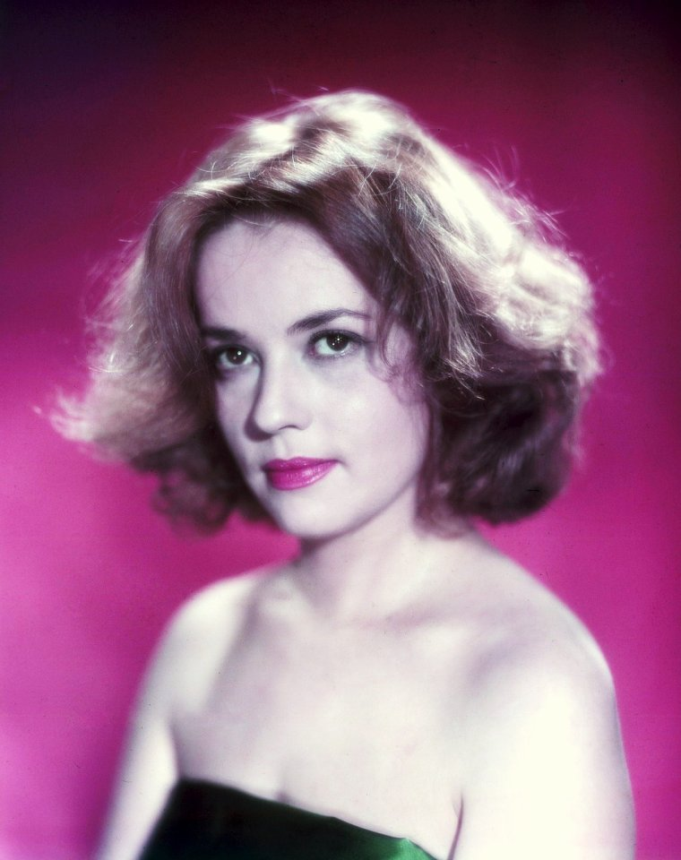 Jeanne MOREAU pictures (part 2).