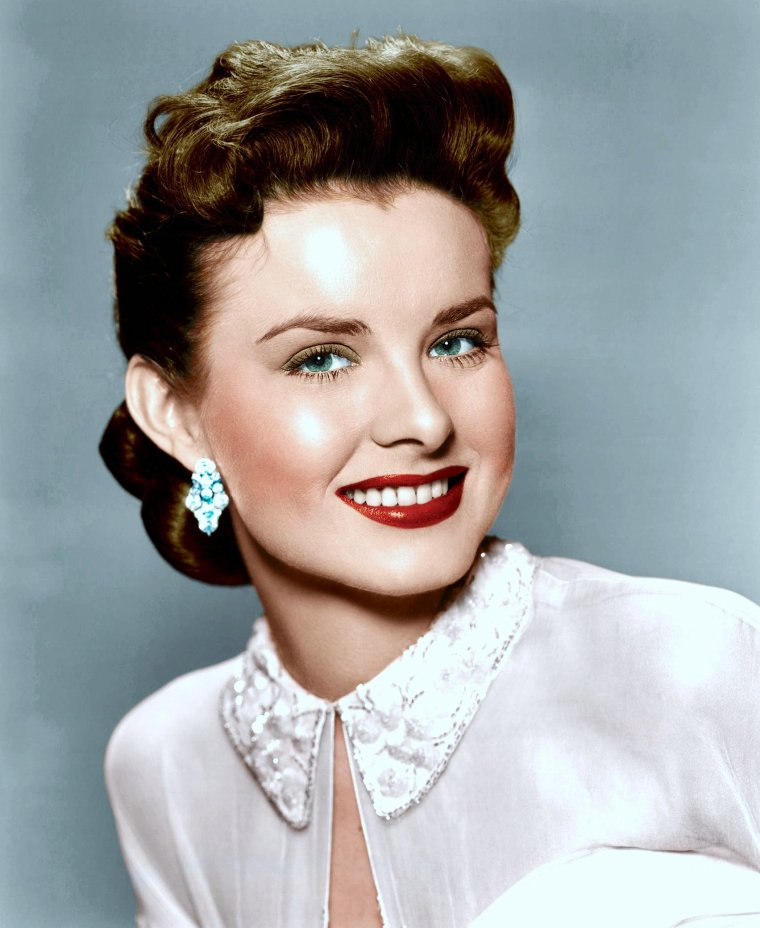 Portrait... Jean PETERS