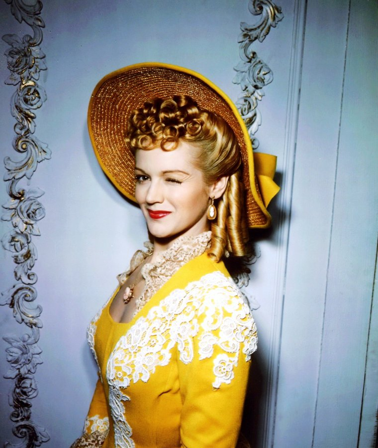 BONUS photos... June HAVER
