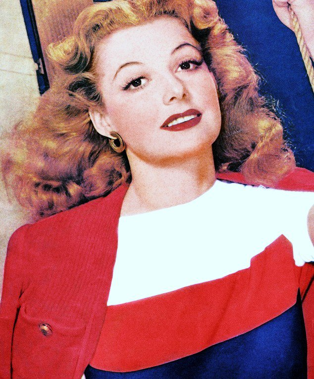 BONUS photos Ann SHERIDAN