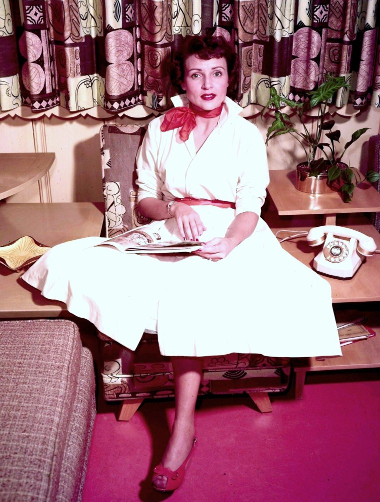 Betty WHITE pictures (part 2).