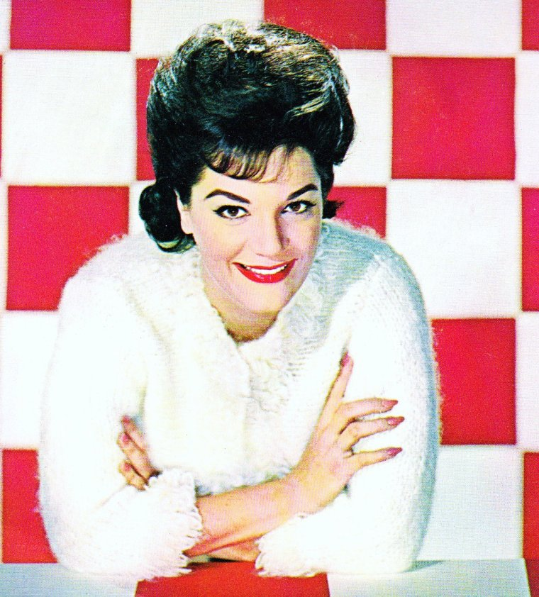Connie FRANCIS pictures (part 2).