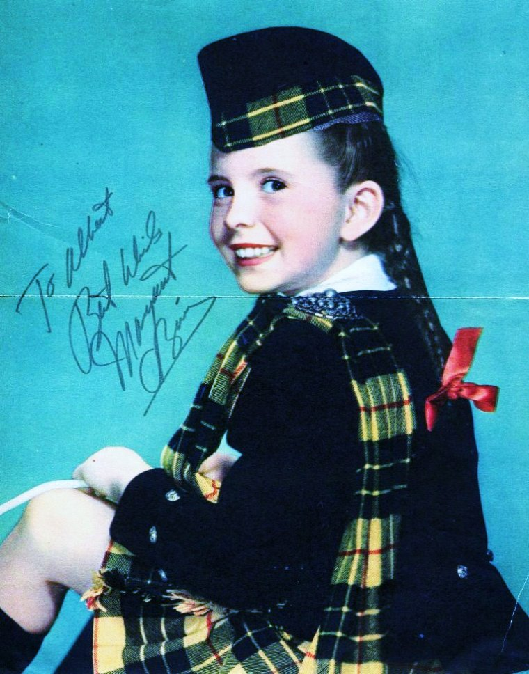 Child Star... Margaret O'BRIEN