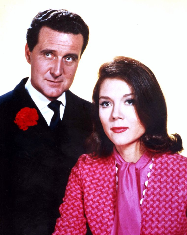 Diana RIGG pictures (part 2).