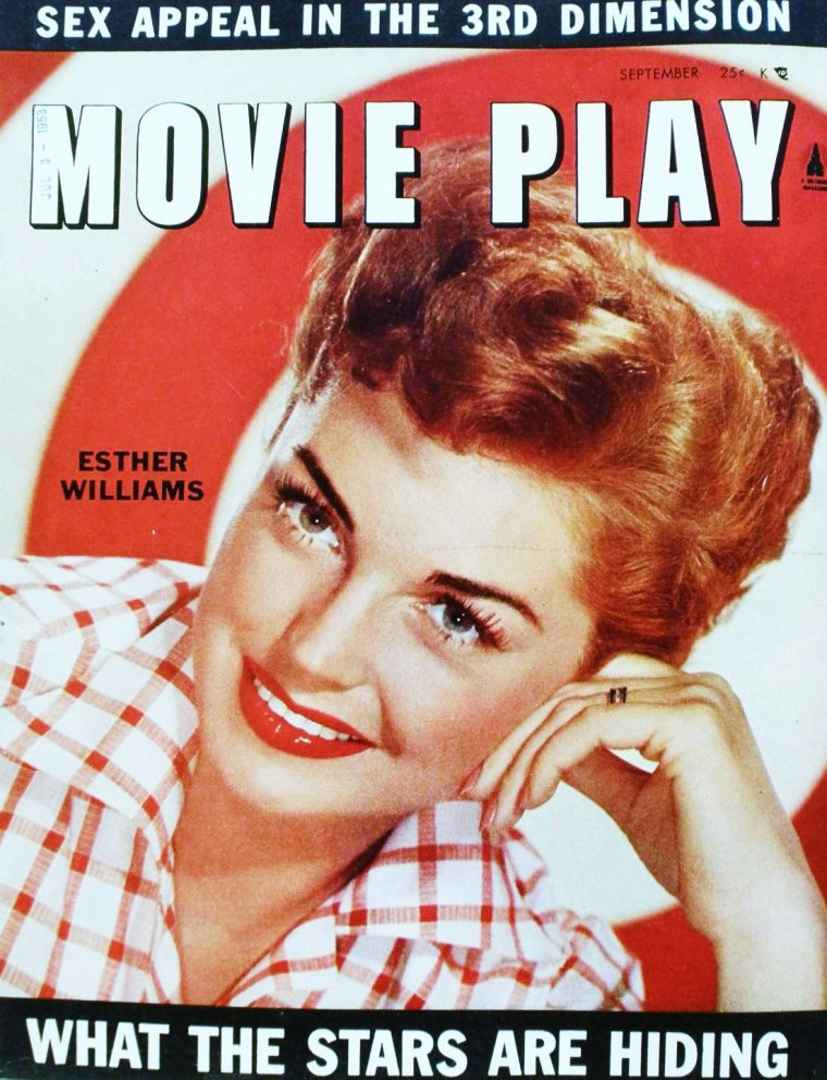Esther WILLIAMS's covers...