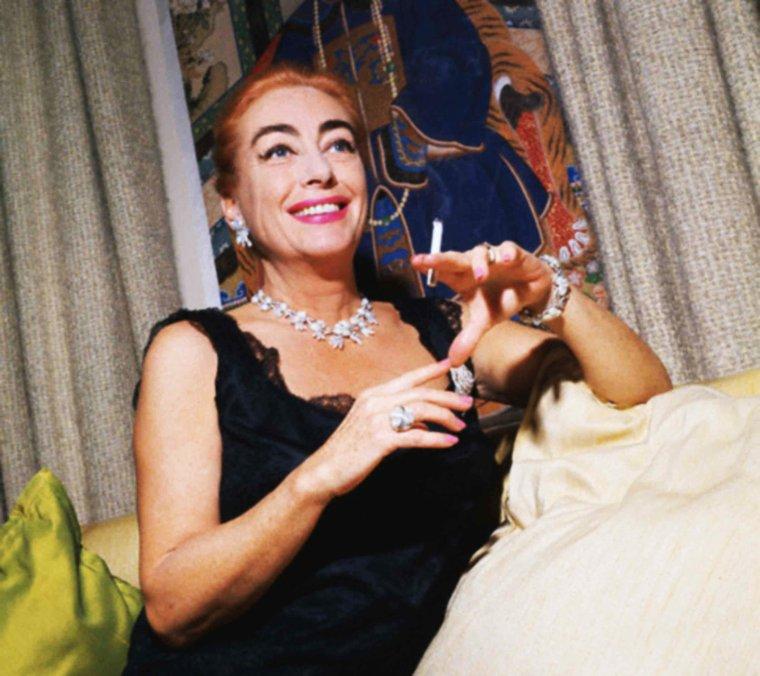 1962 / STAR à l'honneur... Joan CRAWFORD, notamment avec Ceasar ROMERO, sa fille Cindy, Maximilian SCHELL, Burt LANCASTER ou encore Greer GARSON.