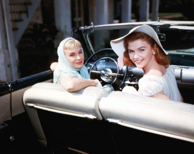 """ANECDOTE / Joanne WOODWARD a été la première personne à recevoir une étoile sur le """"Hollywood walk of fame"""", le 9 Février 1960..."""
