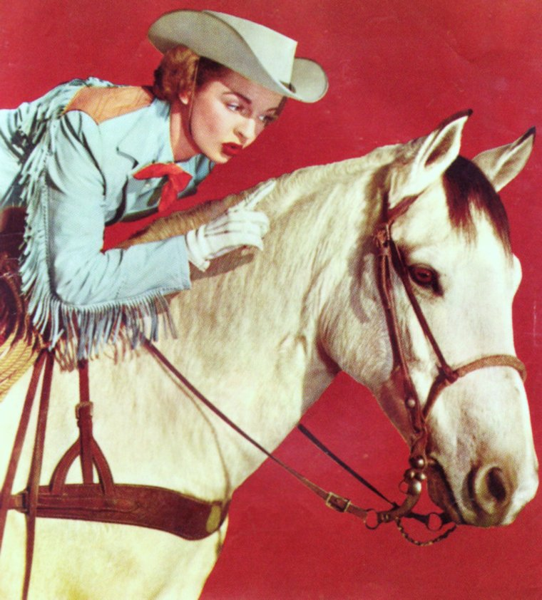 QUEEN OF THE WEST... Dale EVANS
