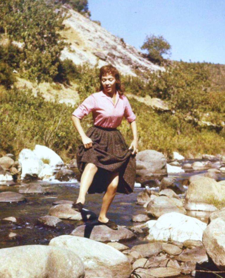 RARE / Une journée à la campagne avec... Dorothy DANDRIDGE