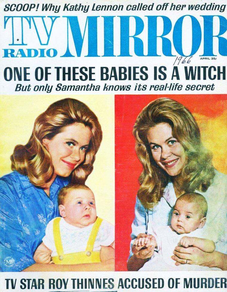 Quand nos mamans STARS sont à la UNE des COVERS... (de haut en bas) Jeanne CRAIN / Donna REED / Annette FUNICELLO / Elizabeth TAYLOR / Jane POWELL / Eve ARDEN / Ann BLYTH / Elizabeth MONTGOMERY