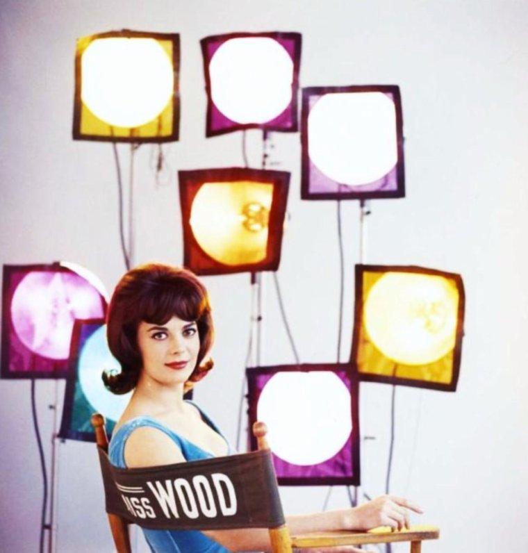 Sous les spotlight avec... Natalie WOOD