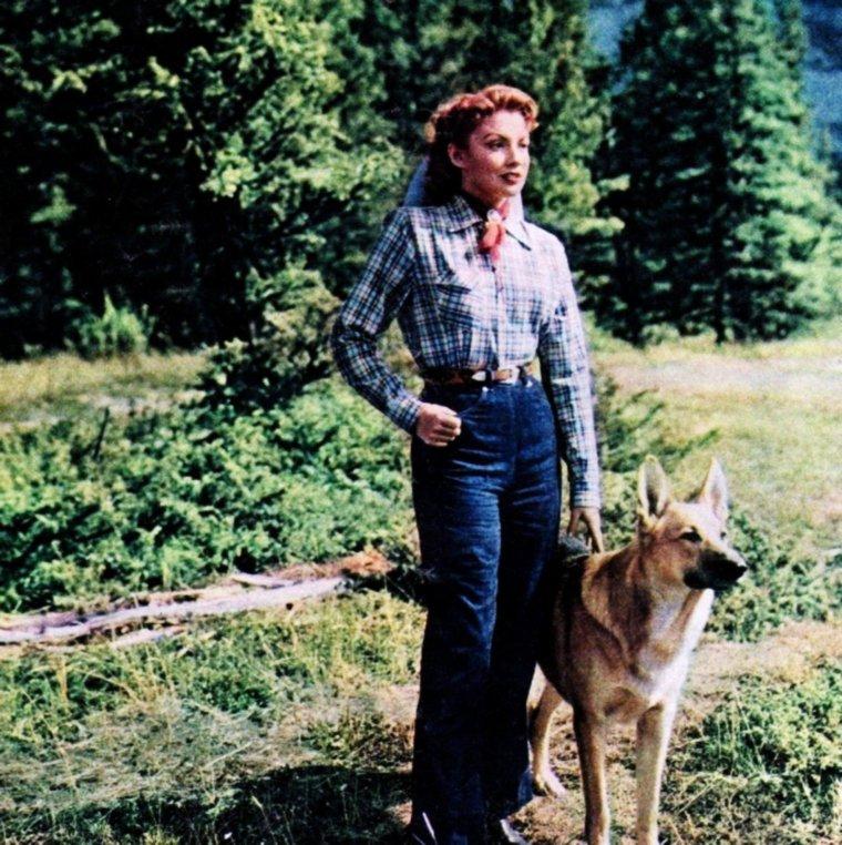 LES INEDITES de... Joan LESLIE