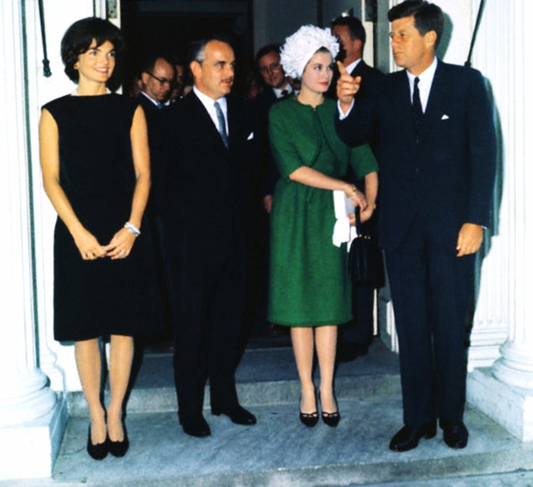 DESTINEE / Les obligations d'une Princesse après avoir été une STAR en à peine 5 ans à Hollywood... (voir tag Grace KELLY)