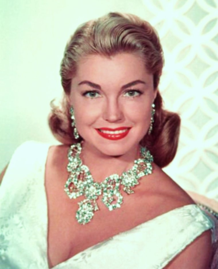 Portrait... Esther WILLIAMS 50's