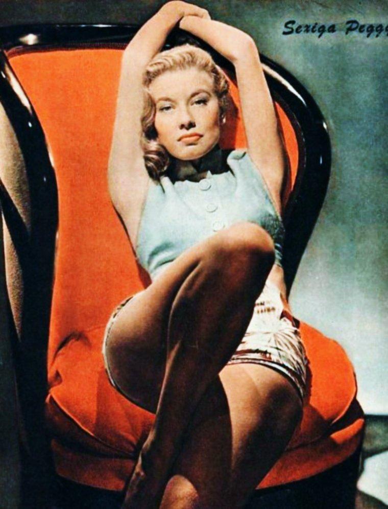 NEWS / Peggy Josephine VARNADOW dite Peggy DOW, est une actrice Américaine née le 18 Mars 1928 à Columbia dans le Mississippi.