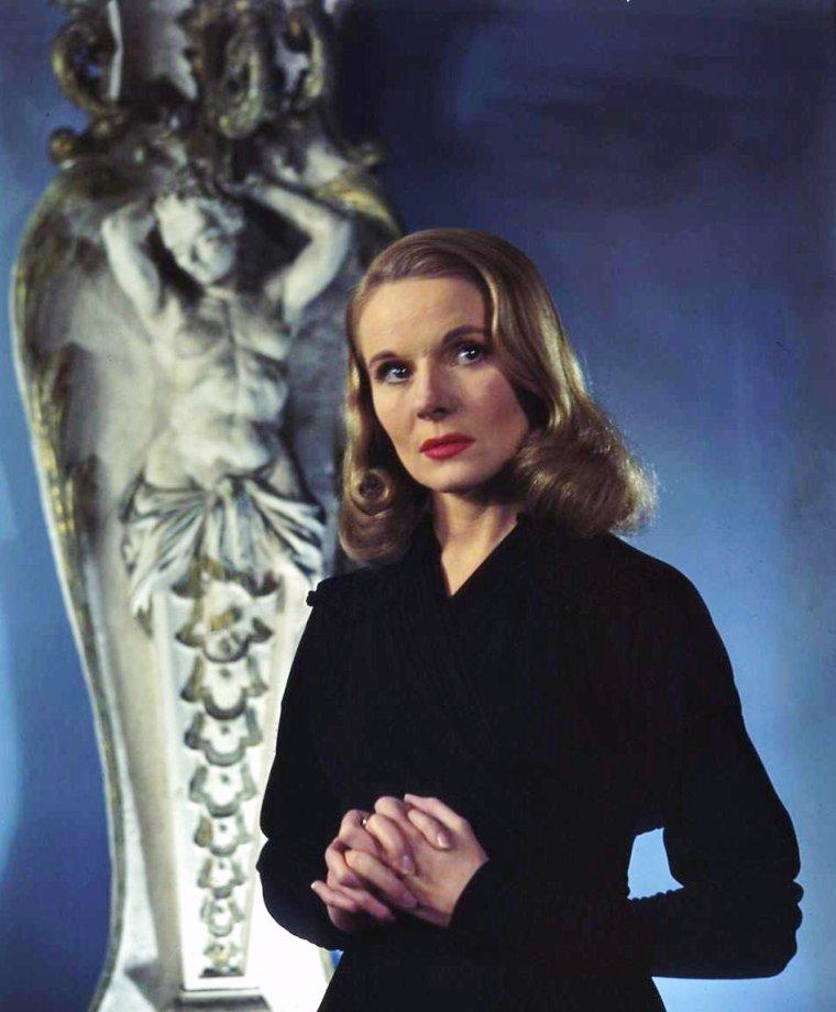 ULTRA RARE / Ann TODD est une actrice anglaise, née Dorothy Anne TODD le 24 janvier 1909 à Hartford (en) (Cheshire, Angleterre du Nord-Ouest) , morte d'une crise cardiaque le 6 mai 1993 à Londres.