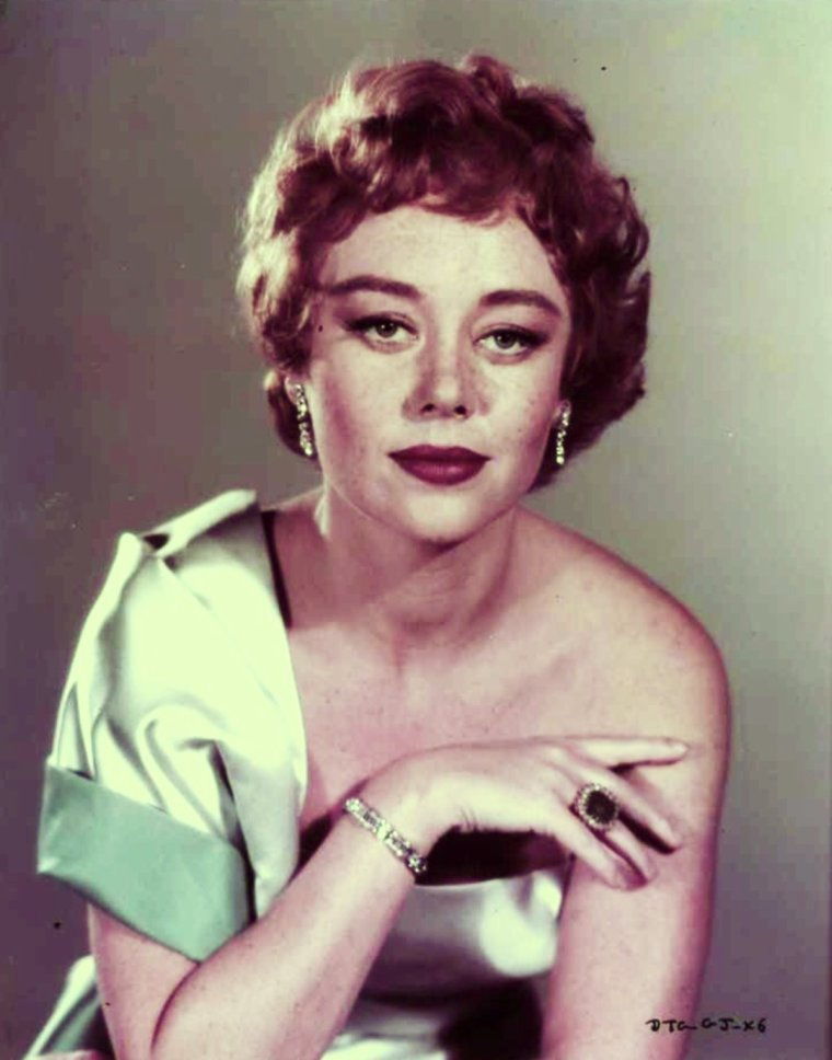 Duet... Glynis JOHNS 50's