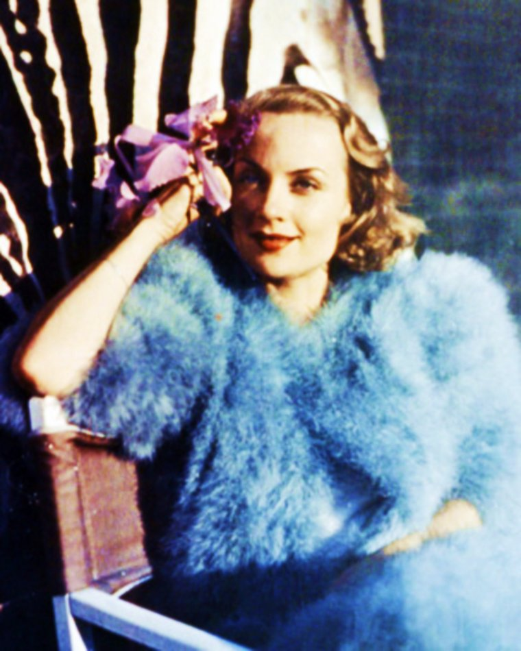 LEGEND / Carole LOMBARD (1908 - 1942)