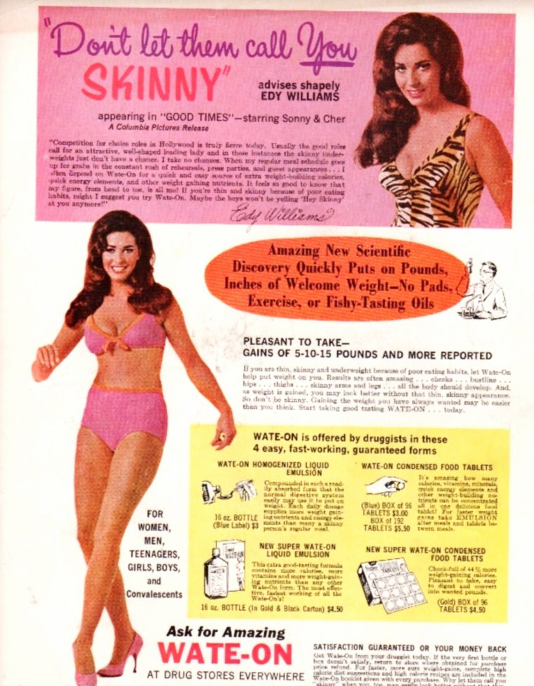THE SIXTIES with / Edy WILLIAMS pictures (part 2).