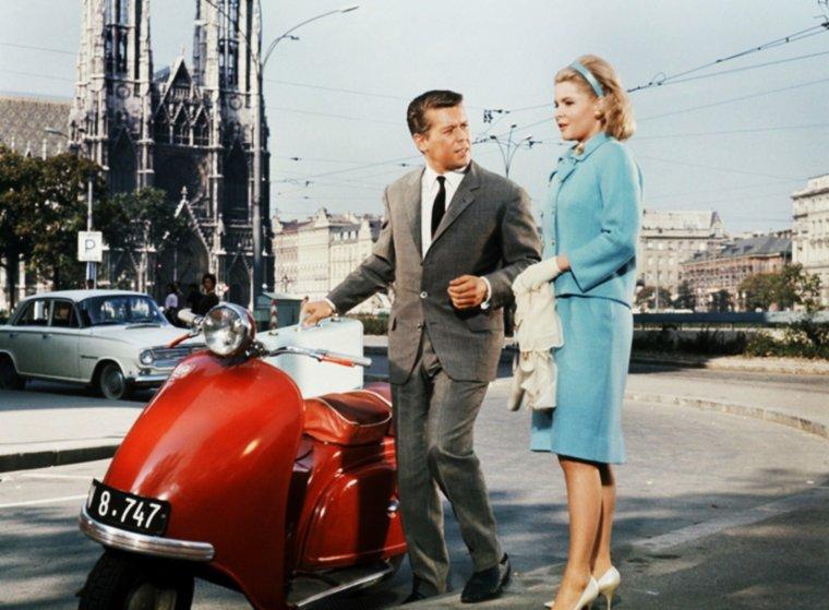 NEWS / Johanna MATZ est une actrice Autrichienne, née à Vienne, le 5 Octobre 1932