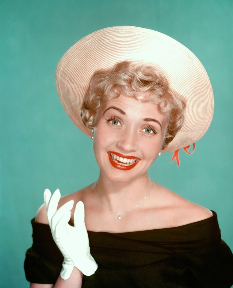 Portrait... Jane POWELL 50's