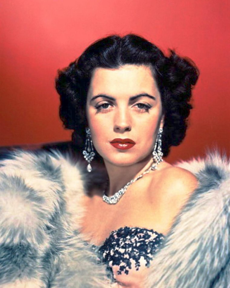 Faith DOMERGUE pictures (part 2).