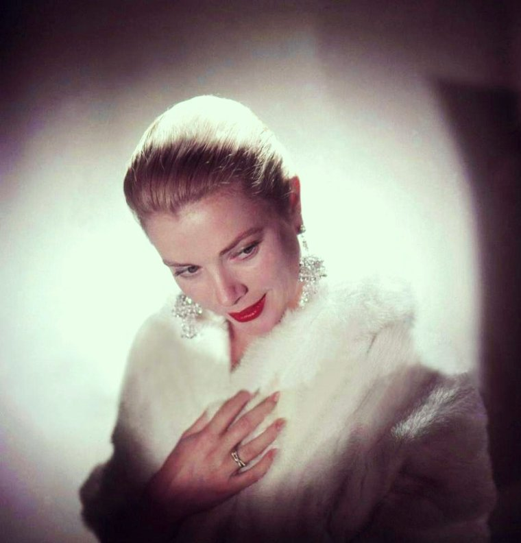 RARE / Grace KELLY 50's