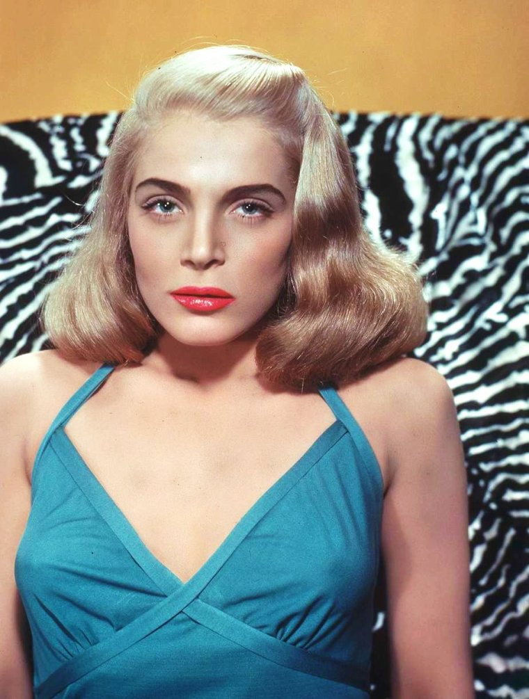 Portrait... Lizabeth SCOTT 50's