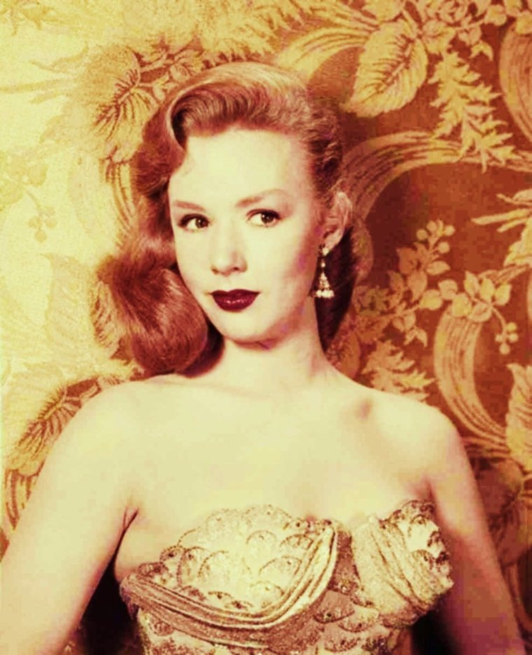 LES NEWS de... Piper LAURIE 50's