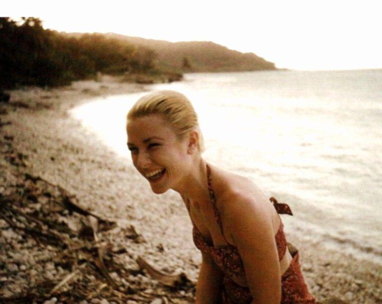 Grace à la plage...