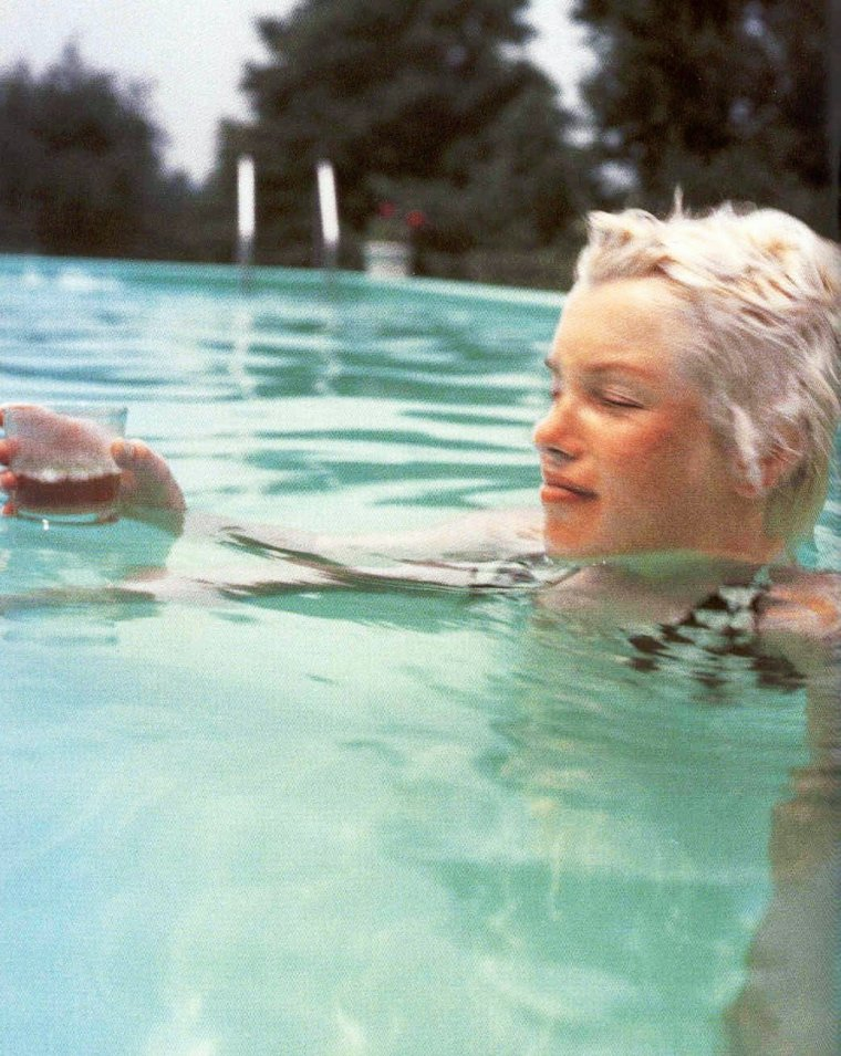 Marilyn by Milton GREENE (1954)