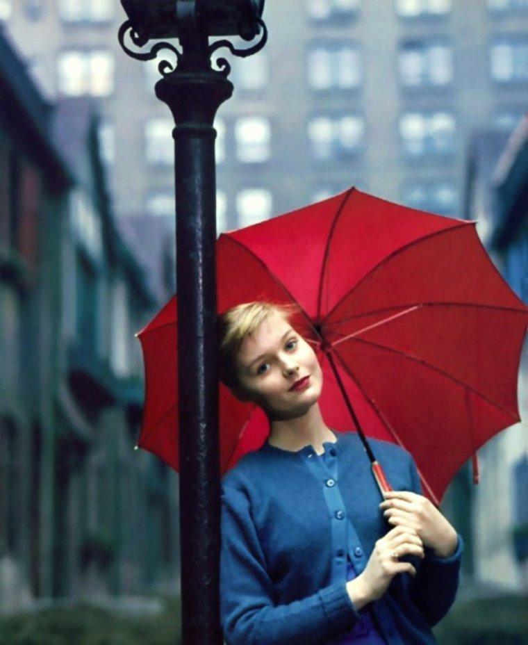 BELLE JOURNEE A TOUTES ET A TOUS !... sous la pluie par chez moi (Drôme)... (Carol LYNLEY).
