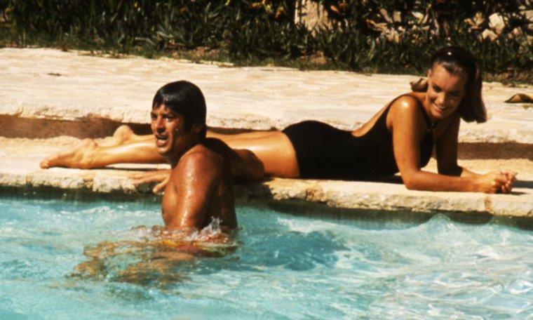 1969 / Rafraîchissons nous avec Romy !...