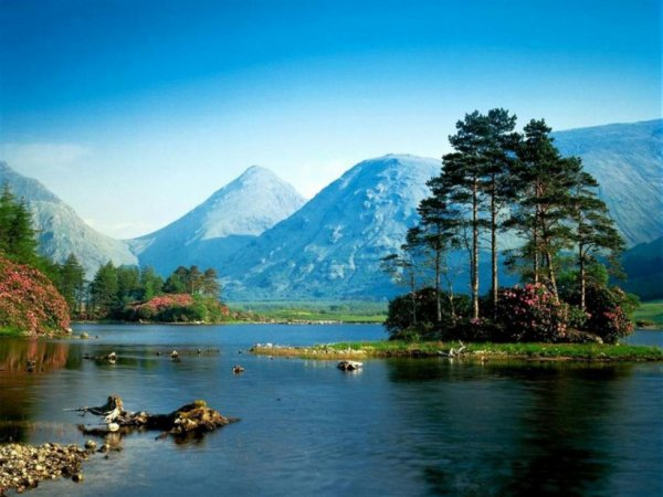 Mesmerizing Holiday Destinations – Vibrant Scotland